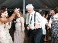 grandfather dancing at wedding